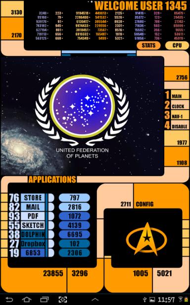 Go Trek Live wallpaper Free Download do APK para Android
