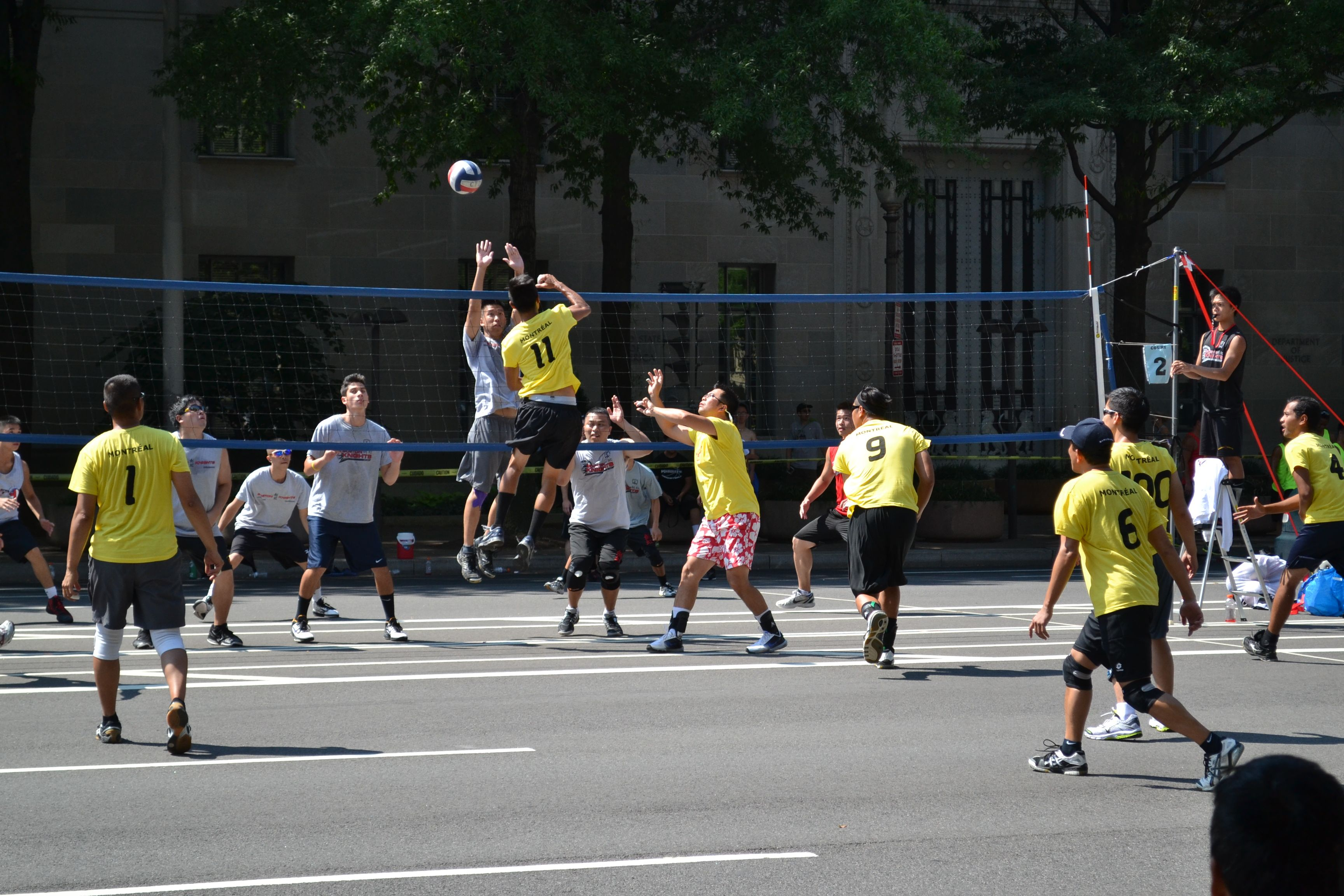 Volleyball Tournament Constitution Street Volleyball Tournaments Volleyball Tournaments