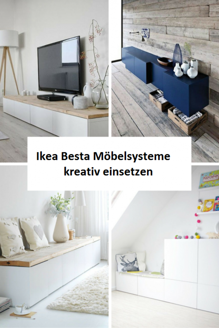 ikea besta einheiten in die inneneinrichtung kreativ integrieren home decor mit diy. Black Bedroom Furniture Sets. Home Design Ideas