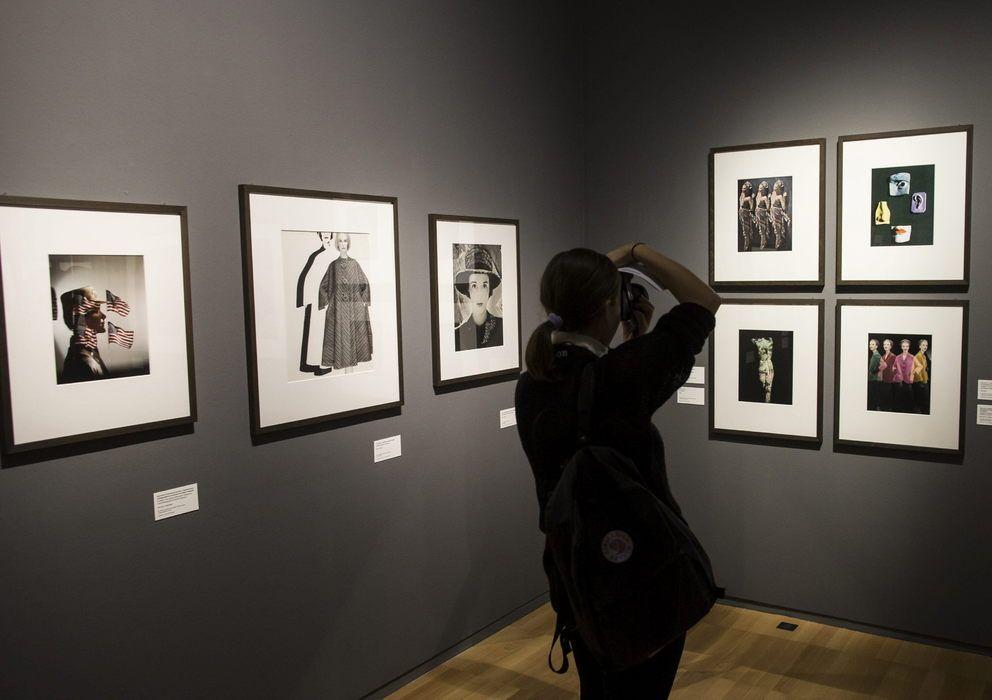 Exposicion de Erwin Bluemenfeld en Paris