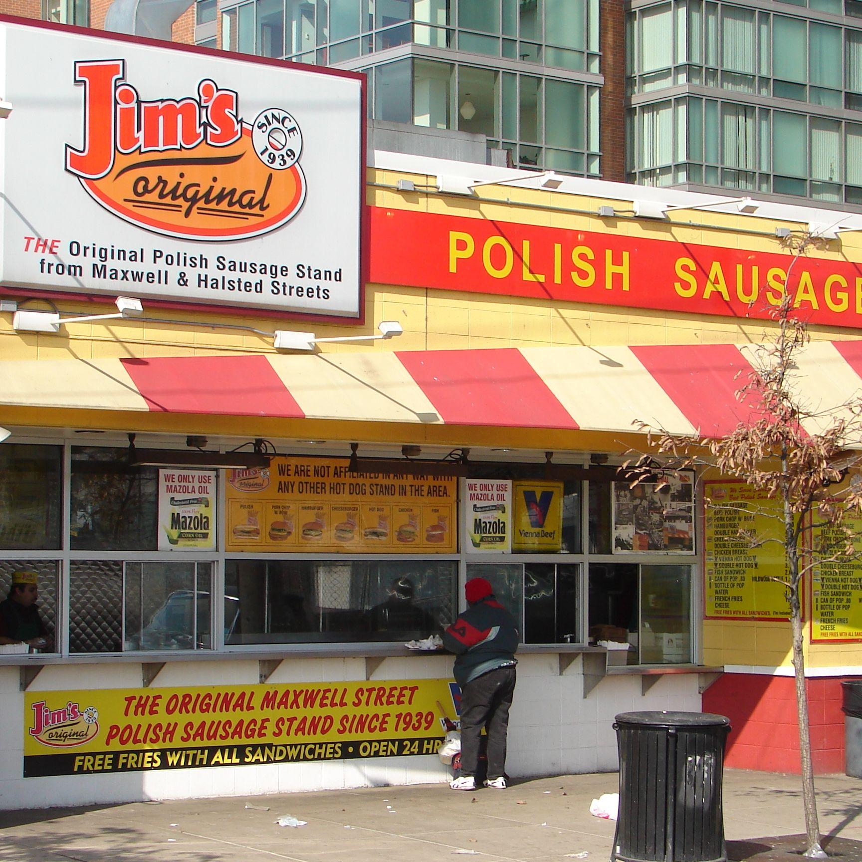 Jim S Original Hot Dog Google Search