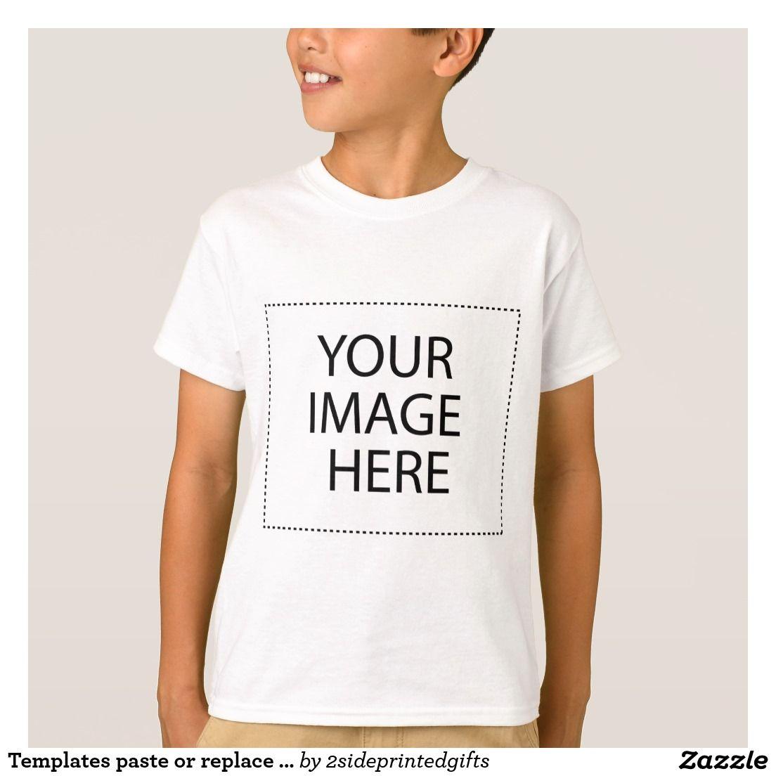 Erfreut Zazzle T Shirt Schablone Galerie - Entry Level Resume ...