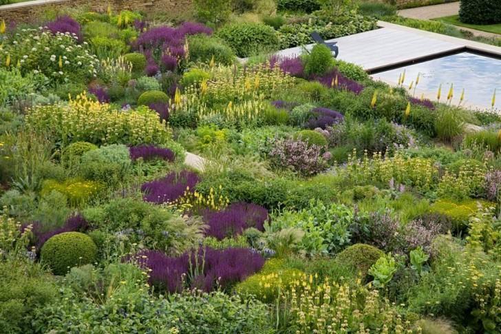 Tom stuart smith yorkshire garden botanische landschaft for Pflanzengestaltung garten
