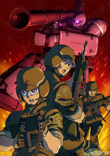 """An official teaser visual and English dubbed trailer for Mobile Suit Gundam: The Origin III: """"Dawn of Rebellion"""" is now available on the official online Gundam news and video portal Gundam.info."""