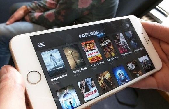 Popcorn Time iOSapp vanaf te downloaden Ios app