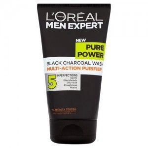 L'Oreal Paris Men Expert Pure Power Face Wash 150ml
