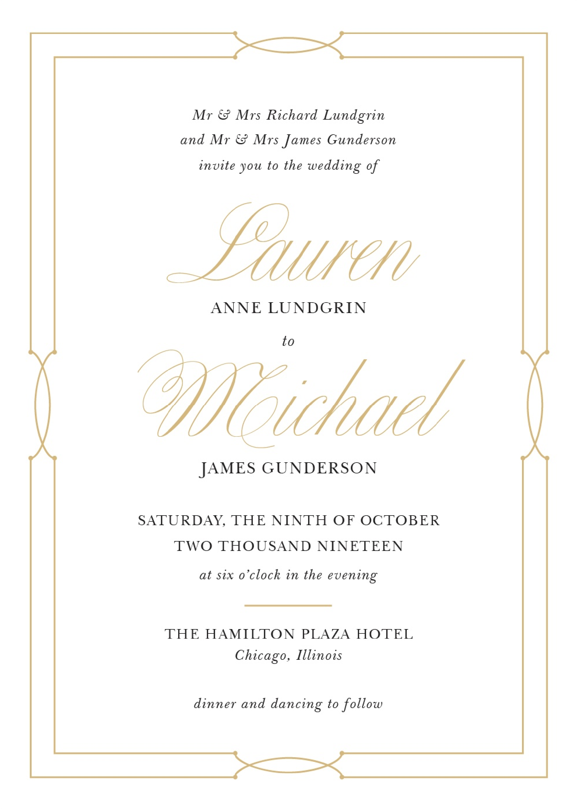 Wedding Invitation Template For Email Wedding Invitations Examples Sample Wedding Invitation Wording Wedding Invitation Wording Templates