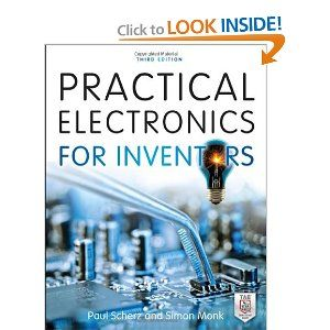 Practical Electronics For Inventors Third Edition Paul