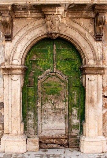 Moss covered door yes. & Moss covered door yes. | Doors | Pinterest | Patinas Doors and Green Pezcame.Com