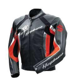 Agv Sport Leather Suzuki Jacket