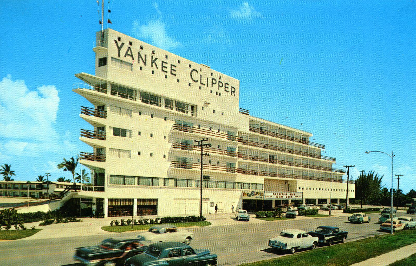 Yankee Clipper Hotel Ft Lauderdale Fort Lauderdale Hotels Florida Images Art Deco Hotel