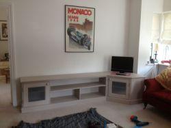l shaped corner television unit home design corner tv unit l shaped tv stand corner tv. Black Bedroom Furniture Sets. Home Design Ideas