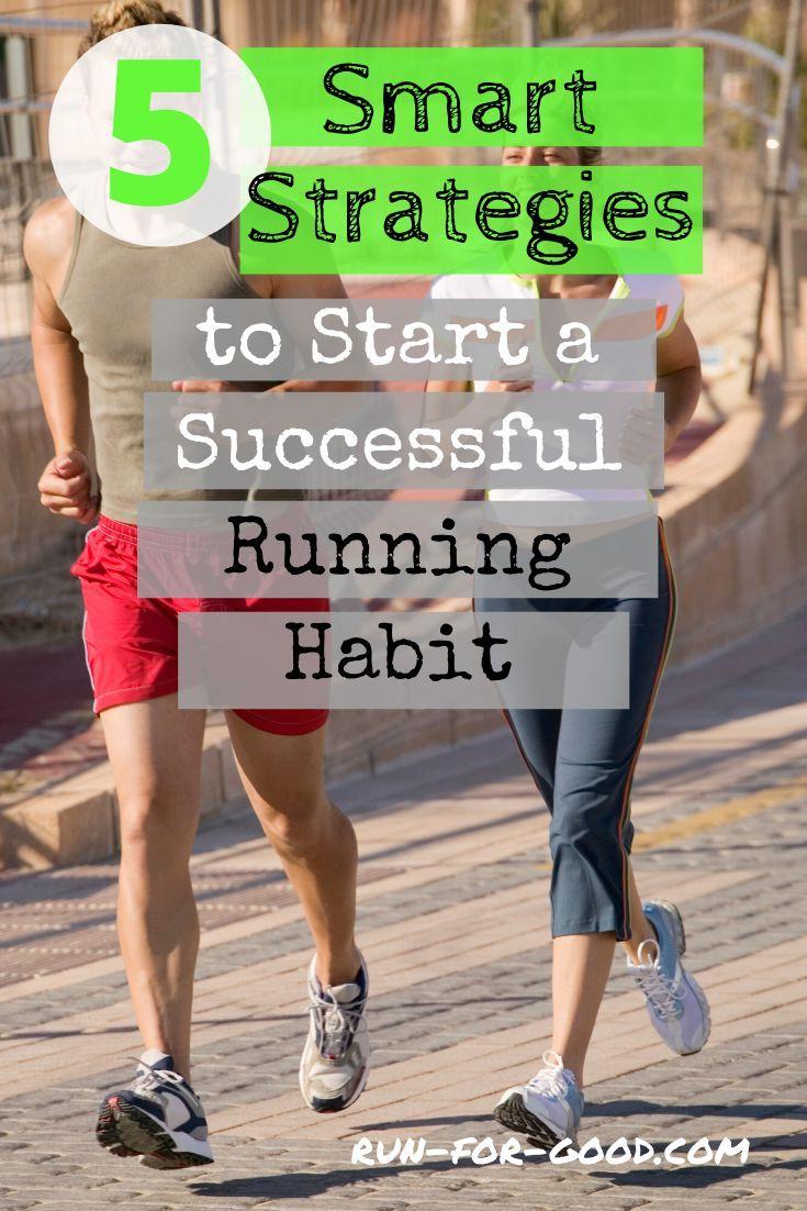 5 smart strategies to create a successful running habit in