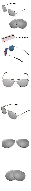 73031ef0d8ee1 Walleva Replacement Lenses for Oakley Caveat Sunglasses - Multiple Options  Available (Titanium - Polarized)
