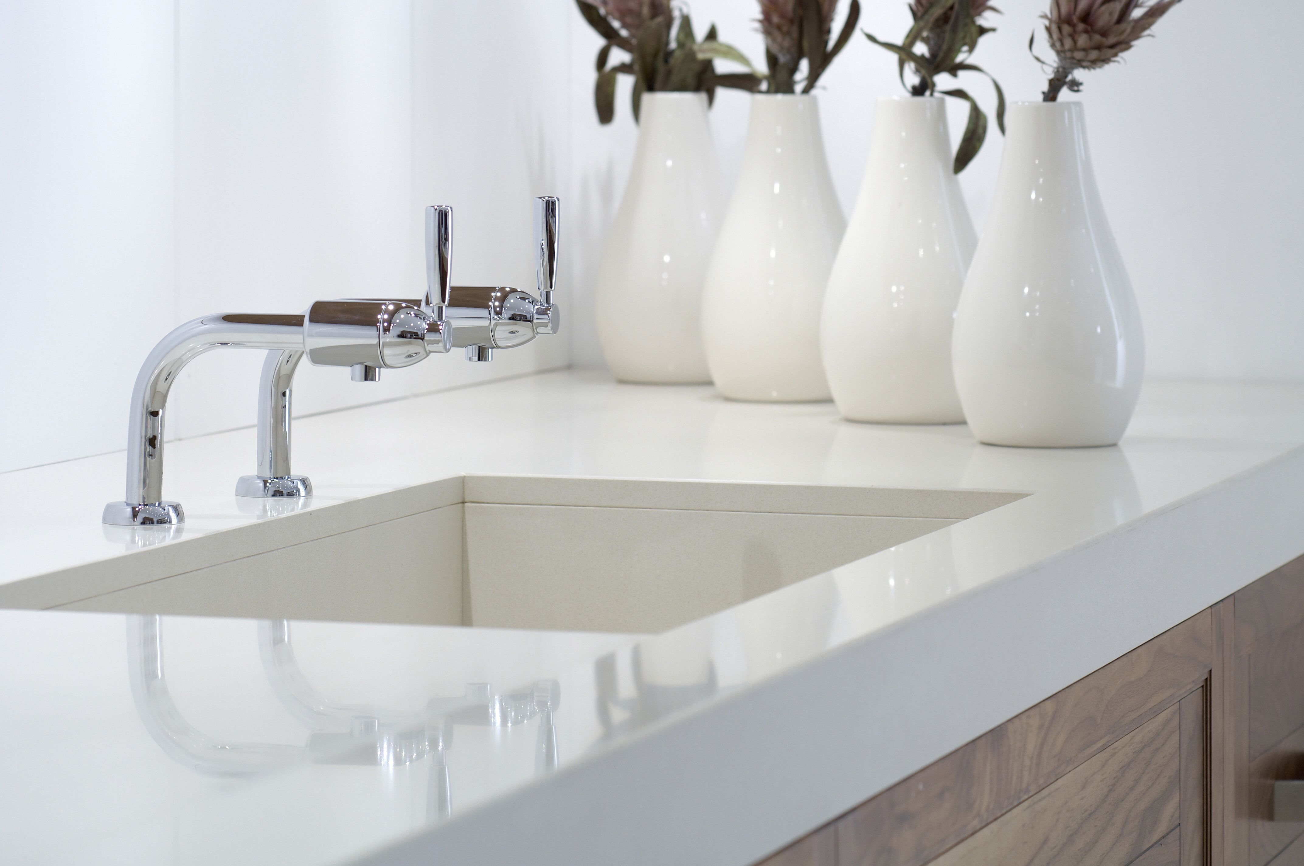 Perrin And Rowe Kitchen Faucet Cirrus Bibcock Taps Contemporary Collection By Perrin Rowe
