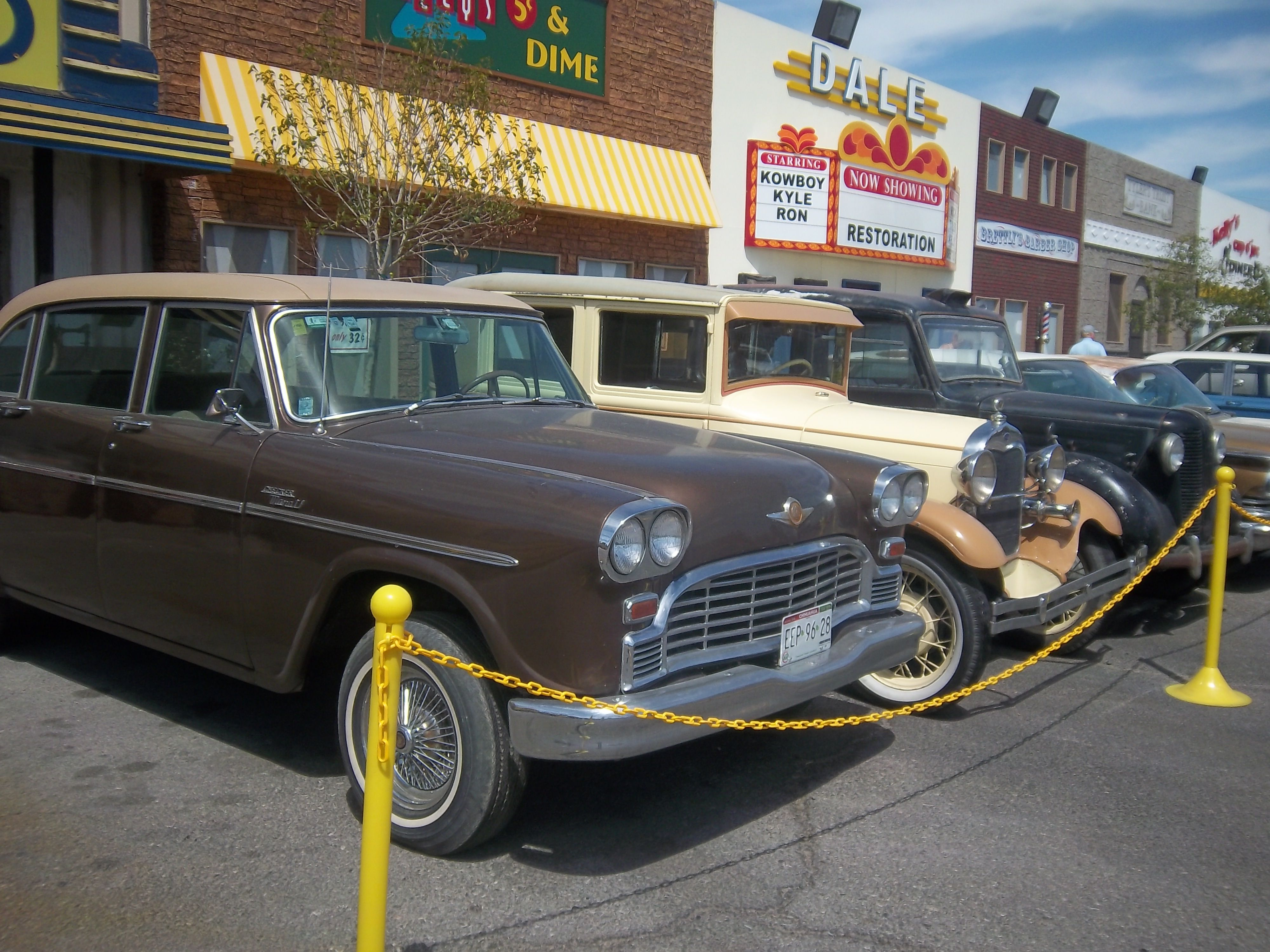 In Front of Rick's Restorations! (With images) Cool