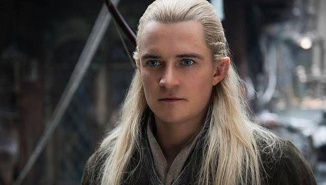 The Hobbit: The Battle of the Five Armies   Legolas