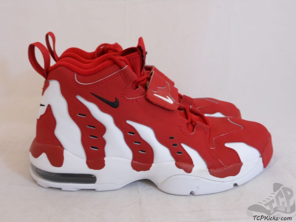 164ce9636b Vtg OG 2013 Nike Air DT Max 96 Diamond Turf s sz 10 Deion Sanders Red Speed   Nike  AthleticSneakers  tcpkickz