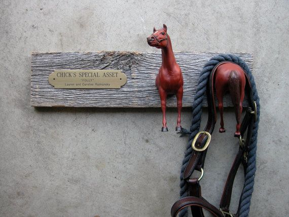 EQUINE COLLECTION ribbon rack or horse stall by EQUINEbyLauren, $165.00