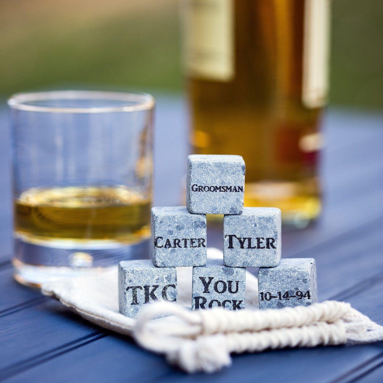 Bar - Whiskey Chilling Stones