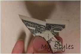 Photo of Aug 2 2019  Money Origami Butterfly: This instructable will teach you how to m