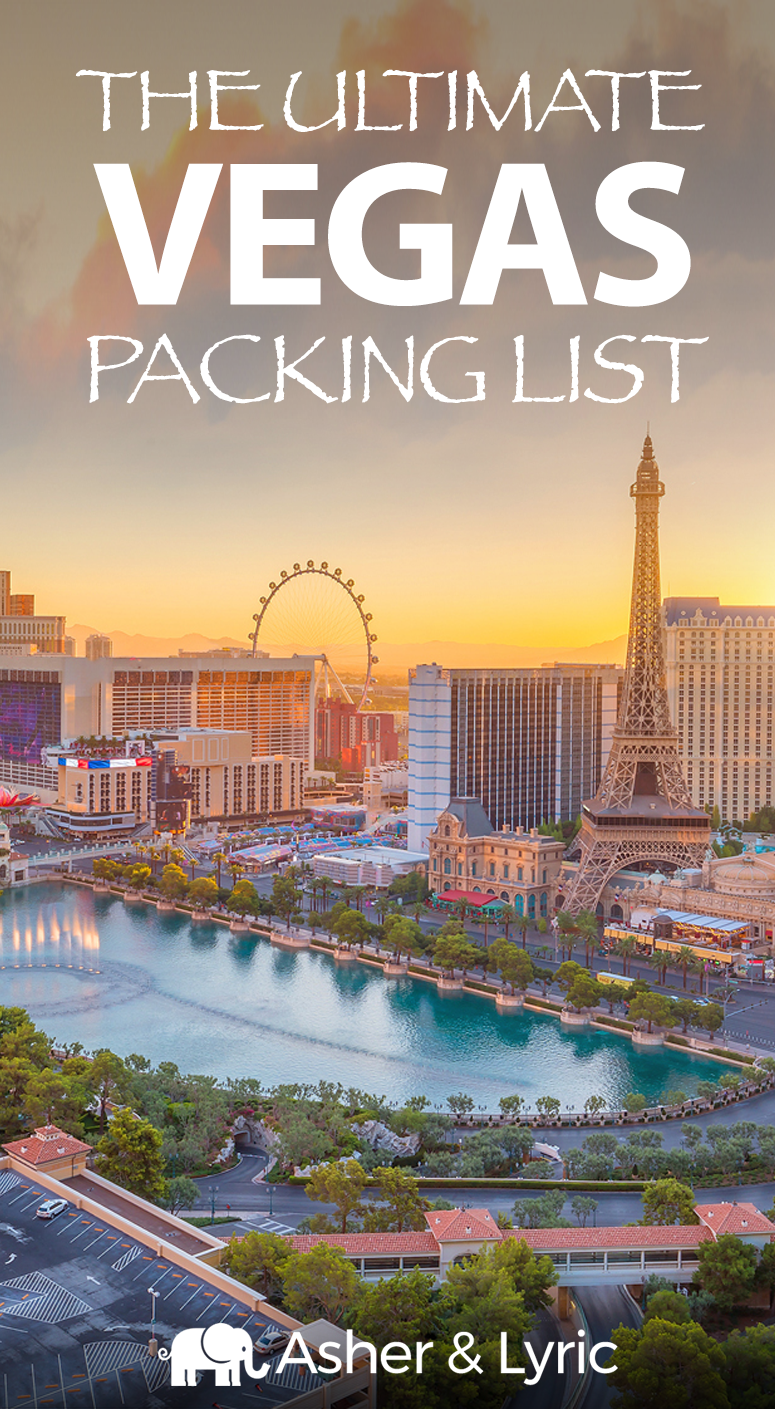 """What should I bring to Las Vegas?!"" Read this complete ..."