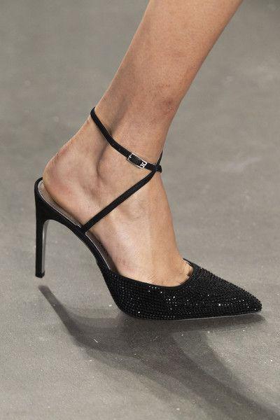 Pamella Roland At New York Fashion Week Spring 2020 Sapatos