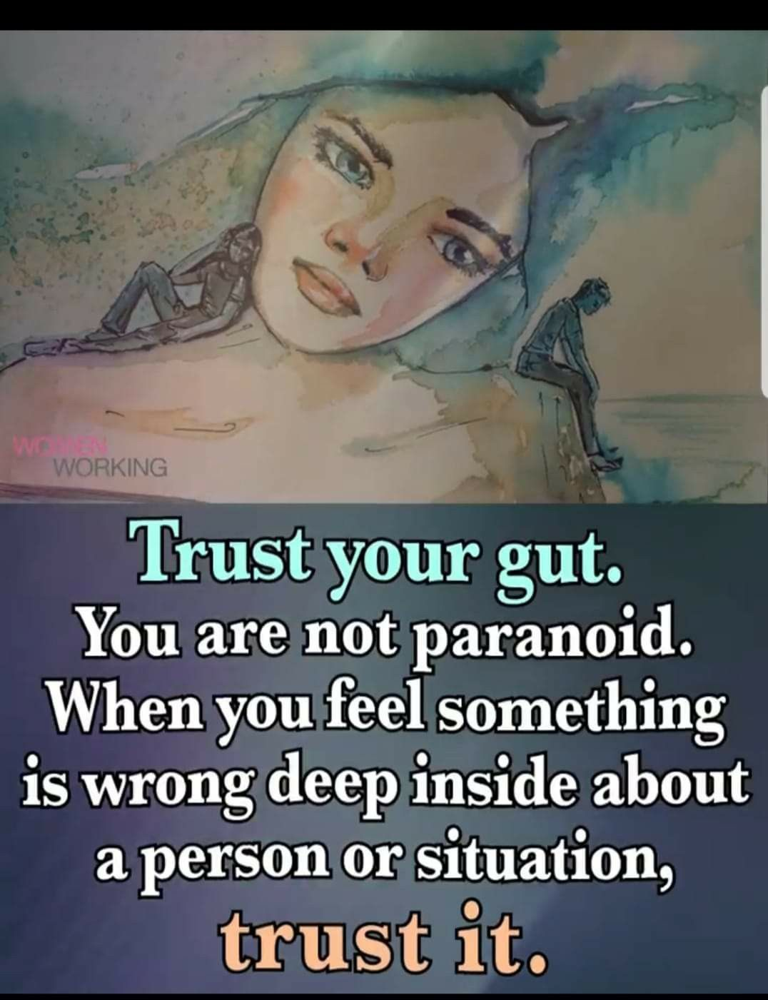Memes About Trusting Your Gut