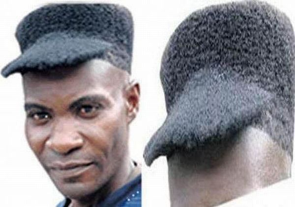 29 Funny Haircuts You Need To Try Before You Die Weird Haircuts Hair Humor Bad Haircut