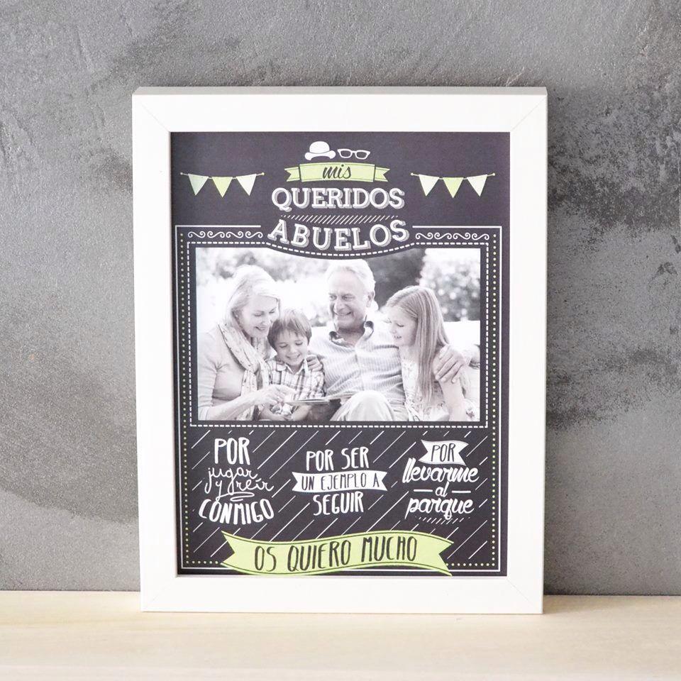 Cuadros para los abuelos m s guapos del mundo 20 baby for Cuadros guapos