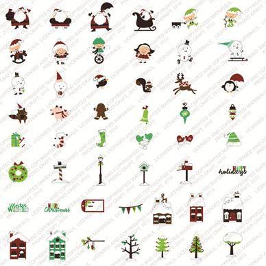 Jolly Holidays Cartridge - Cricut Shop