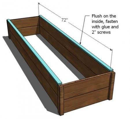 10 Cedar Raised Garden Beds By Ana Cedar Raised Garden 400 x 300