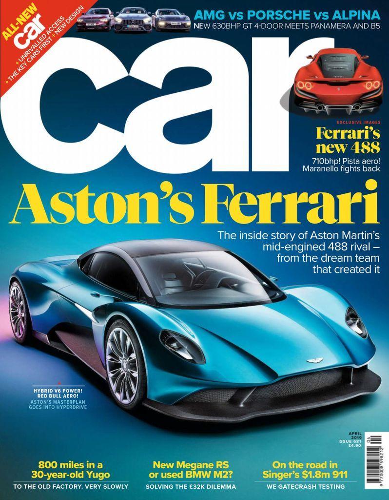 Car Uk Back Issue April 2019 Digital In 2020 Car Magazine Cars Uk Car