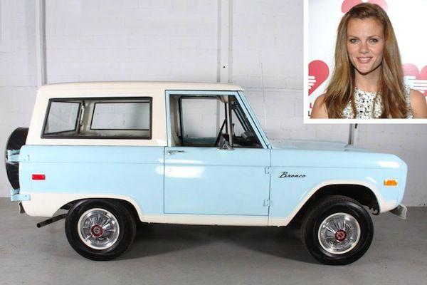 Celebrity Style | Classic Car | Vintage Vehicle