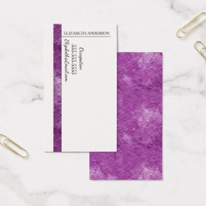 stripe business cards