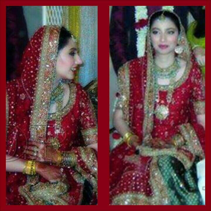 Mahira Khan Wedding Pic