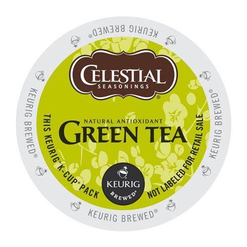 Celestial Seasonings® Natural Antioxidant Green Tea K-Cup