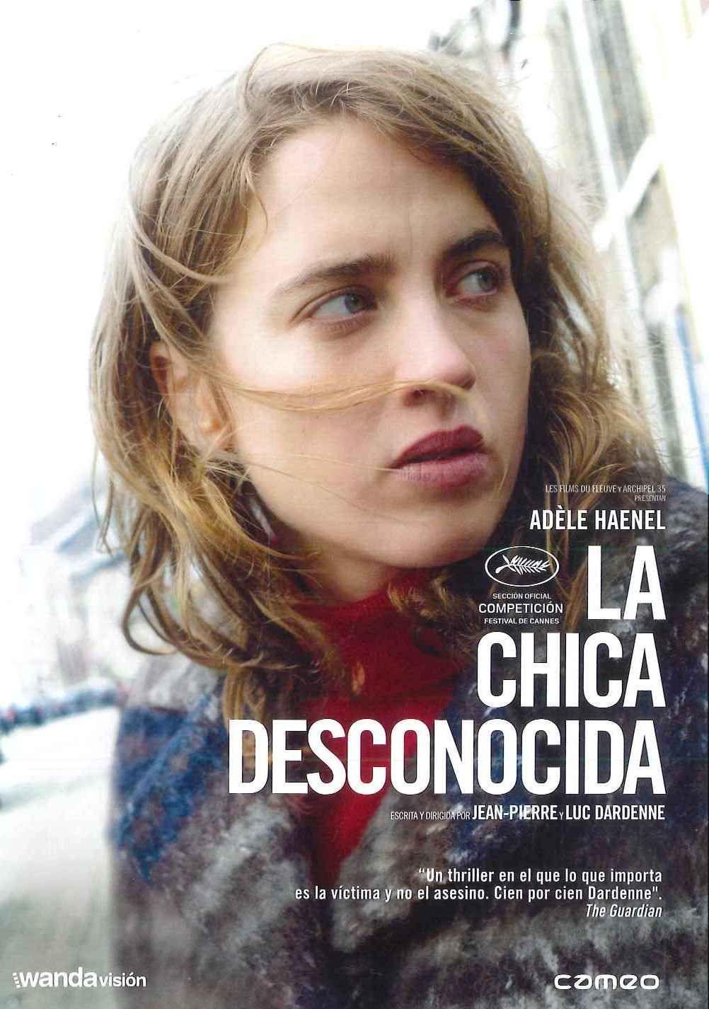 La Chica Desconocida Bélgica 2016 Dirigida Por Jean Pierre Y Luc Dardenne Una Noche Después Del Cierre De Su Desconocido Pelicula Películas Indie Peliculas