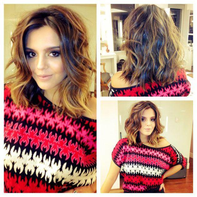 Giovanna Lancelotti e seu cabelo perfeito!! querendo muito esse hair :)