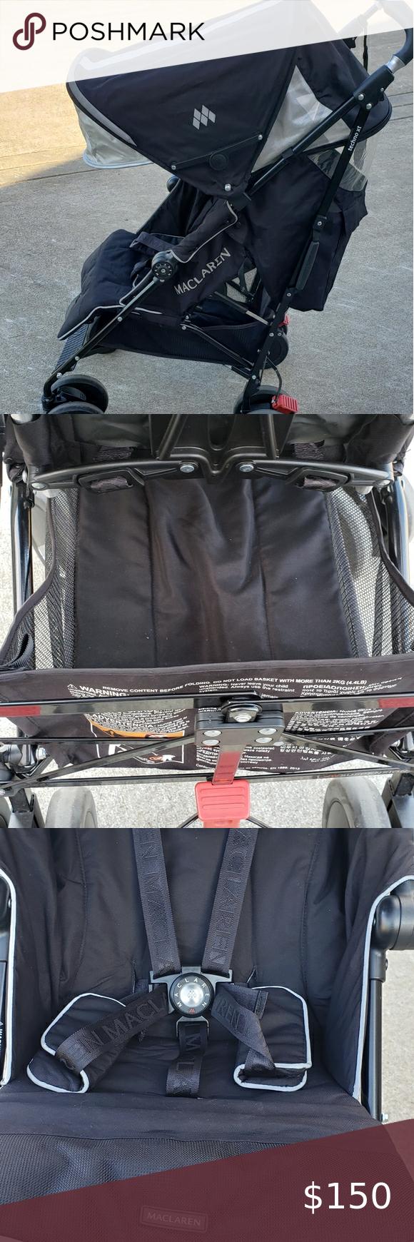 EUC Maclaren Techno XT stroller! in 2020 Stroller