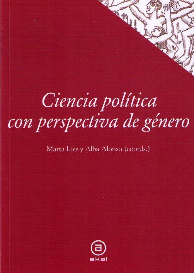 Ciencia política con perspectiva de género. /   Akal, 2014