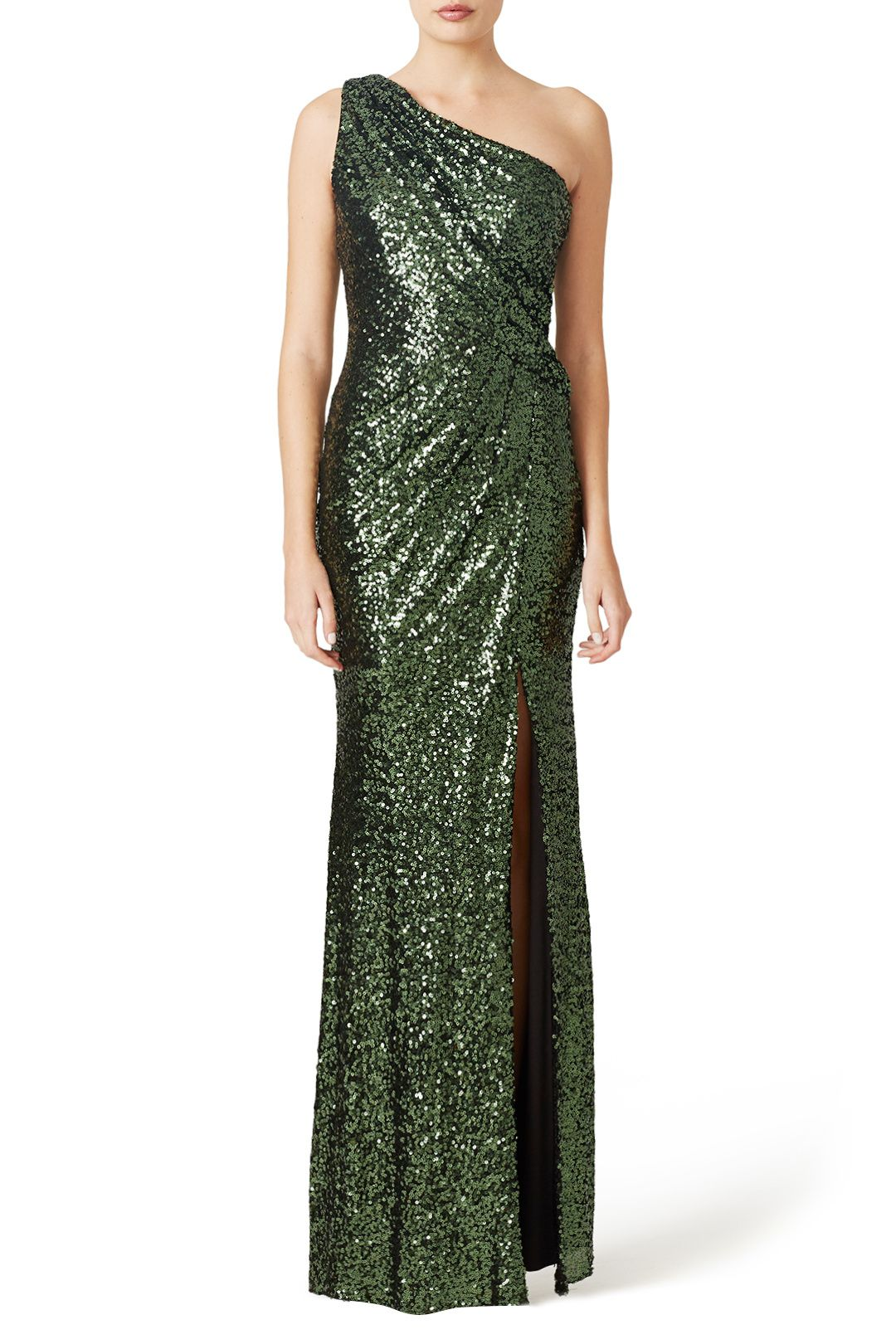 Green Constellation Gown | The Maids ❤ | Pinterest | Badgley ...