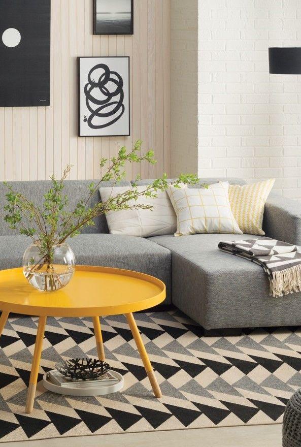 Teppich Isos In Creme/Grau | Zuhause: Wohnzimmer | Pinterest | Dreieck,  Creme Und Teppiche
