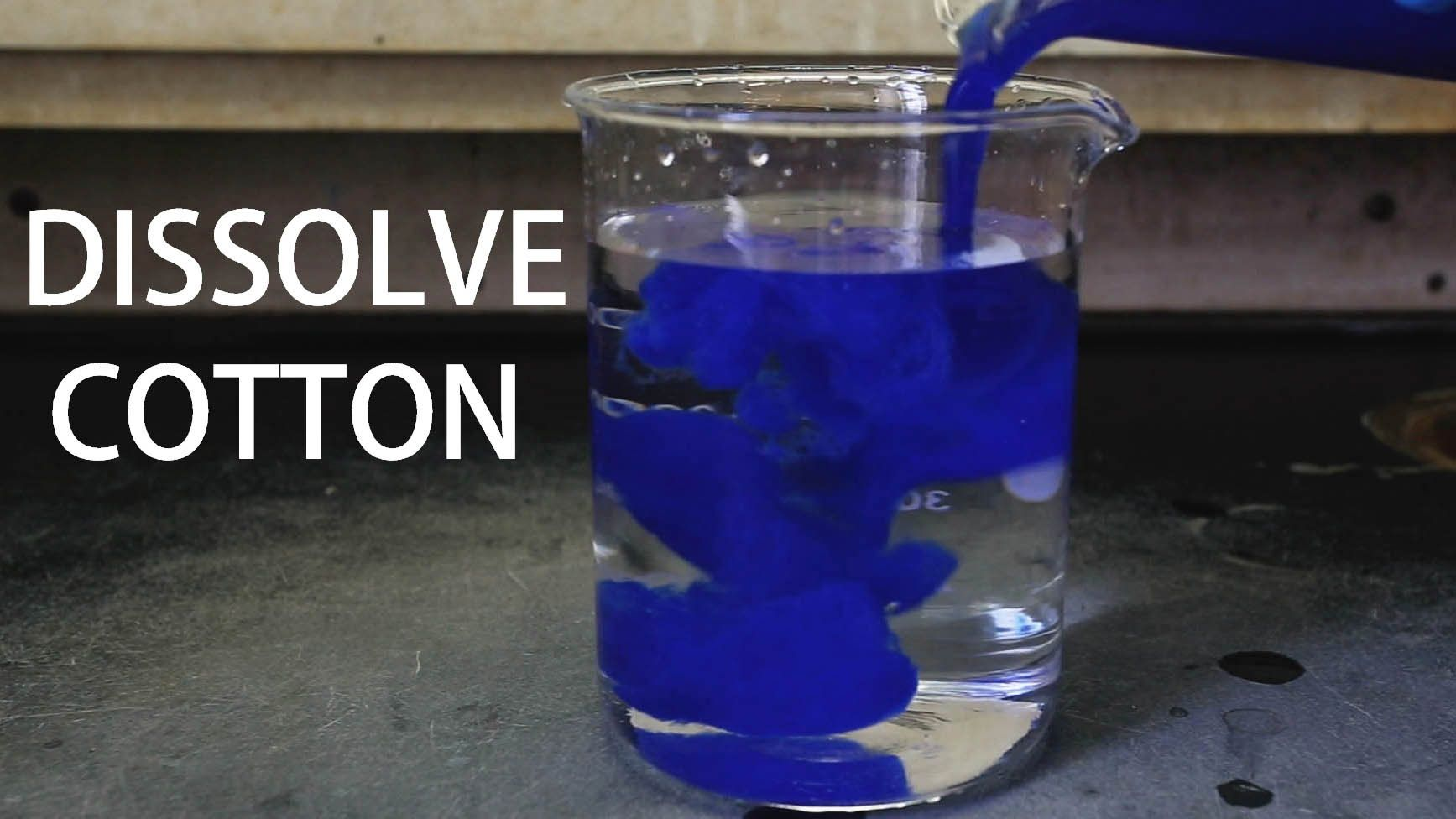 How To Dissolve Cotton In Water Acids Bases And Salts Science Humor Teaching Science