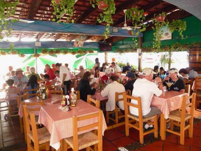 of gay- popular eateries