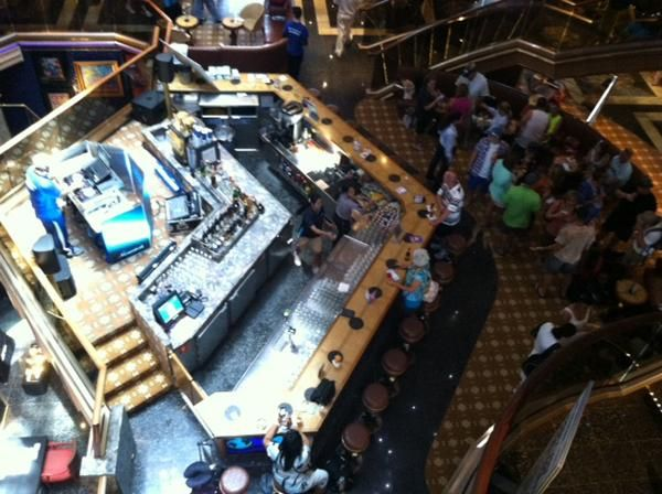 Photos: Carnival Triumph sets sail again | Carnival ...