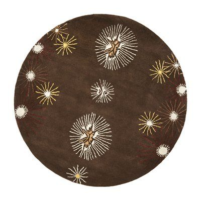 Safavieh SOH823A Soho Area Rug, Brown