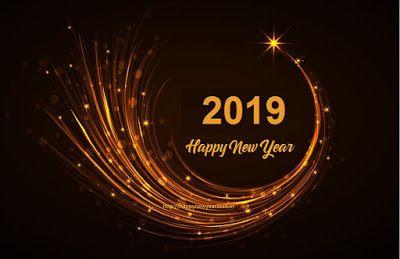 Happy New Year 2019 | Happy New Year Whatsapp Status Images