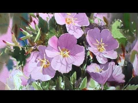 2권-달맞이꽃-완성단계 - YouTube