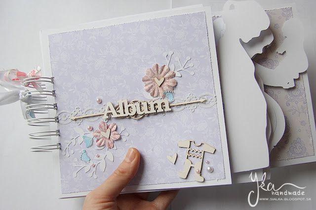 Yka handmade: Tehotenský album